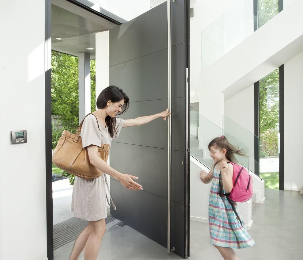 Domácí bezpečnostní systémy od Somfy